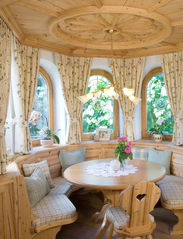 Interior Im Landhausstil Möbeltischlerei Manfred Manzl