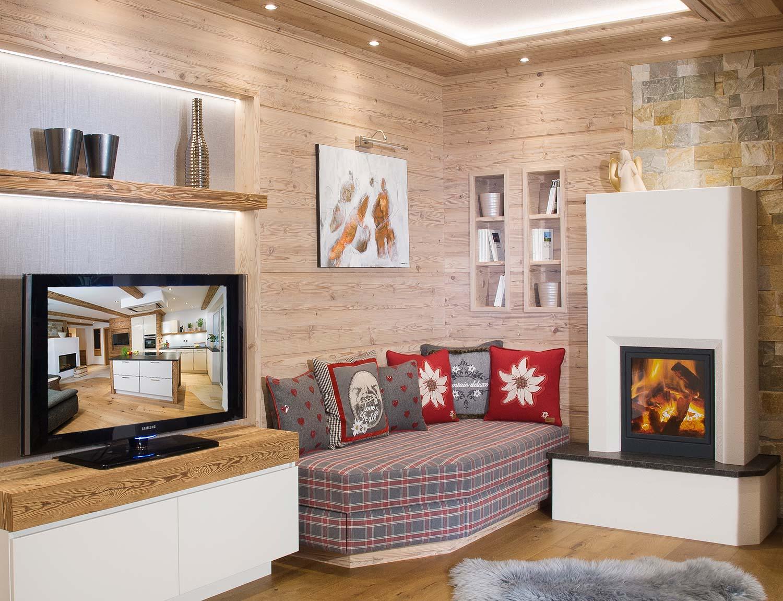 Wohnraumgestaltung im landhausstil m beltischlerei for Wohnraumgestaltung wohnzimmer