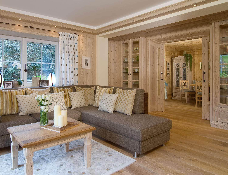 Inneneinrichtung wohnzimmer landhausstil for Wohnraume gestalten einrichten