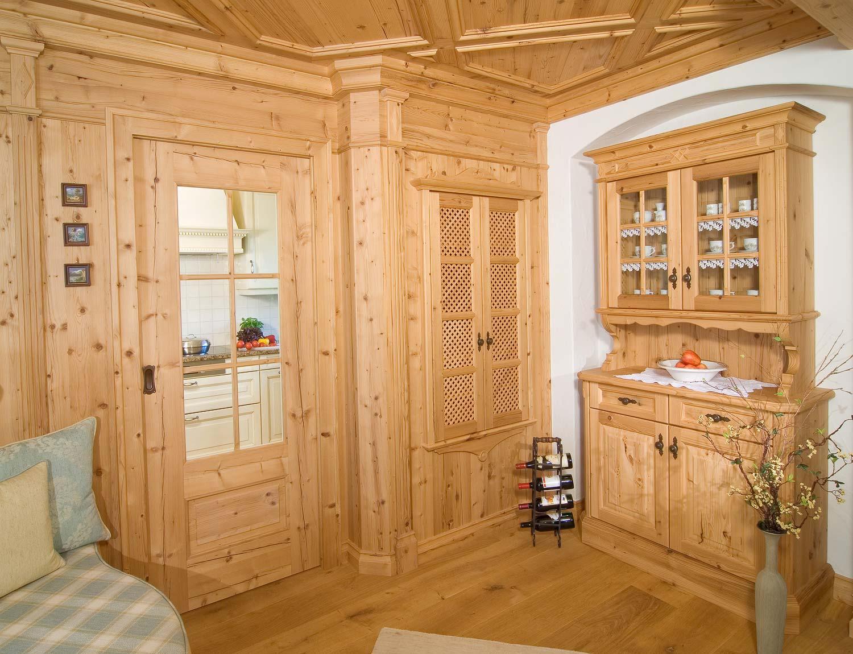 interior im landhausstil - möbeltischlerei manfred manzl
