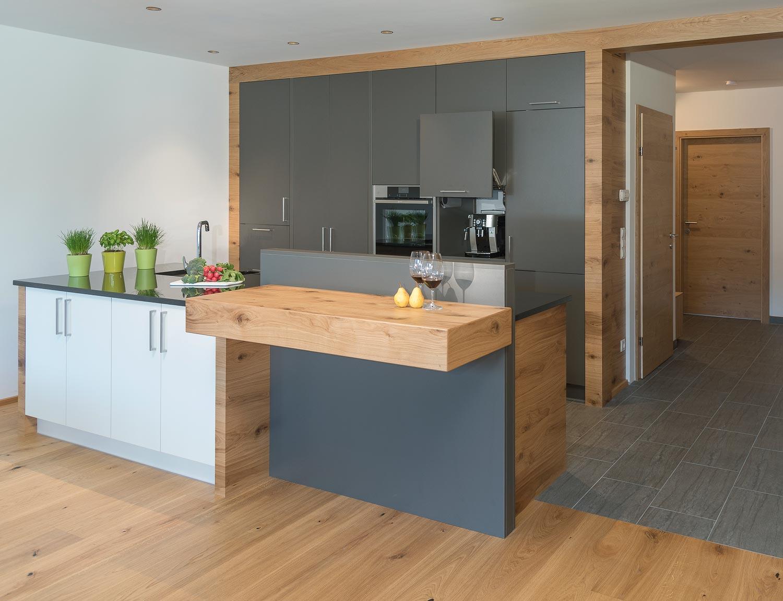 moderne k chen vom m beltischler interior design manfred manzl. Black Bedroom Furniture Sets. Home Design Ideas